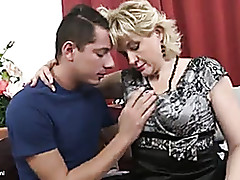 Old and Young porn tube - sexy milf fucking