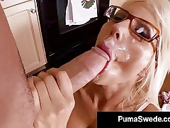 Puma Swede videos de sexo - sexy milf fucks